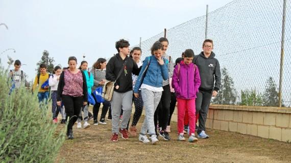 Concluye 'Aquafresi', el programa educativo de la Comunidad de Regantes de Palos que acerca la gestión del agua a los escolares