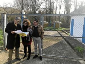 Recuperación de la estación depuradora de aguas residuales (EDAR) del municipio serrano de La Nava.