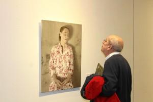 La exposición consta de 15 cuadros de diferentes formatos realizado con la técnica óleo sobre lienzo.