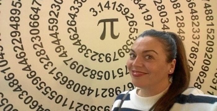 La profesora almonteña Rocío López es reconocida a nivel nacional por hacer cercana la docencia de las matemáticas