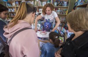 Finaliza en Huelva la Feria del Libro.