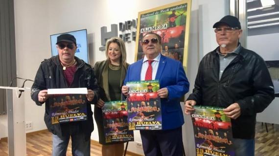 Alameda, Triana, Medina Azahara y Raimundo Amador, juntos por primera vez en el Foro Iberoamericano