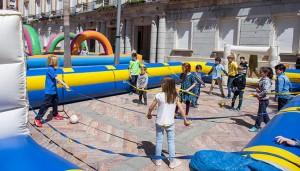 Nuevas disciplinas se incorporan a las Escuelas Deportivas en Huelva.