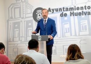 Manuel Gómez Márquez, portavoz del equipo de Gobierno municipal y concejal de Urbanismo.