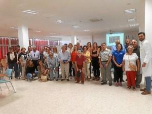 Alrededor de un millar de pacientes con Parkinson se encuentran actualmente en seguimiento por parte del Servicio de Neurología de Huelva