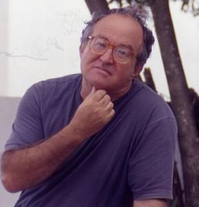 El escritor Manuel Garrido Palacios.