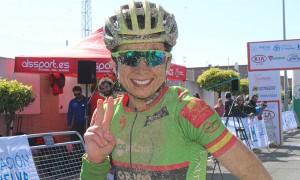Susana Alonso fue la ganadora en la categoría femenina.