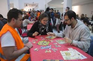 El Encuentro de Juegos de Mesa se ha celebrado en 'La Ruta'.