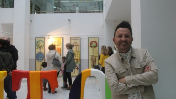 'La Maldita Pintura' una propuesta apasionada de Rafa Pinto