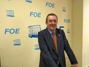 José Suarez Mora, nuevo presidente de la Asociación Provincial de Empresas de Servicios de Comunicación.