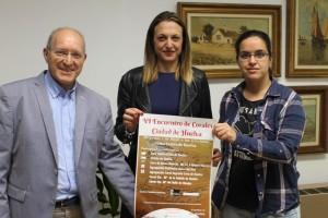 Presentación del cartel del VI Encuentro de Corales de Huelva.