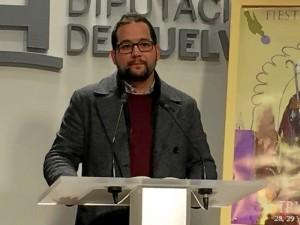 Manuel Jesús Morano Pérez, concejal de Turismo y Cultura del Ayuntajmiento de Trigueros.