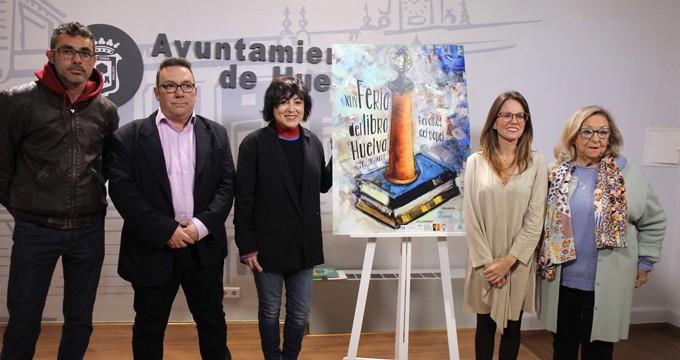 La Feria del Libro de Huelva afronta su 44ª edición con el reto de batir el récord de participación de librerías