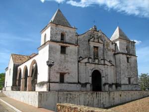 Iglesia de Clarines, en Venezuela.