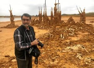 El taller de fotografía que impartirá Joan Fontcuberta dará continuidad a 'Gossan: Misión a Marte'.