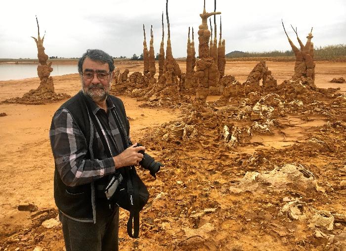 'Gossan: Misión a Marte' desembarcará en Riotinto con un taller fotográfico impartido por Joan Fontcuberta