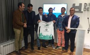 Un momento de la presentación del evento en la Diputación Provincial.