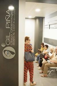 La Clínica Gil Piña se ha trasladado al Hospital Costa de la Luz.