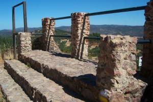 Mirador de El Castañuelo.