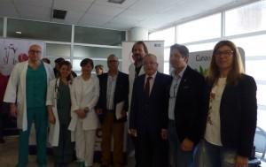 Miembros de Ancco prestarán ayuda a los pacientes con problemas cardíacos del hospital.