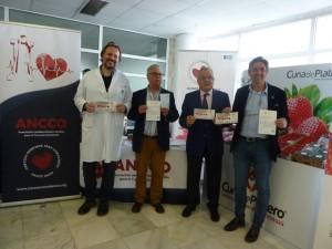 La Asociación ha puesto en marcha la campaña  'Por una alimentación cardiosaludable'.