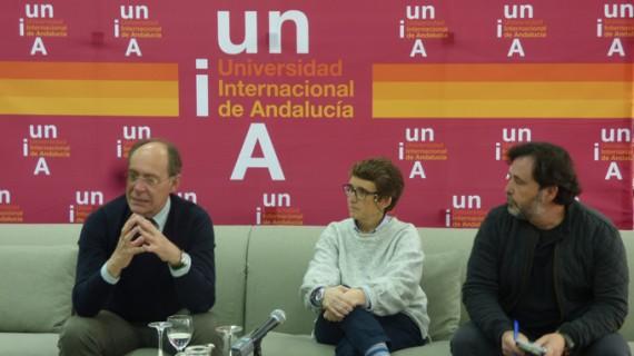 Díaz Trillo reflexiona en La Rábida sobre la futura Ley de Cambio Climático