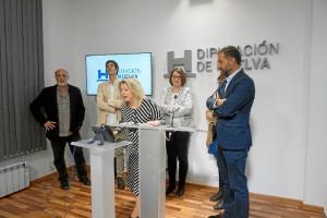 La diputada del Área de Cultura, Lourdes Garrido, ha subrayado la repercusión, importancia y el reconocmiento de este prestigioso premio.