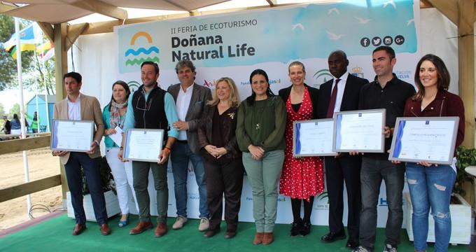 Doñana Natural Life destaca el potencial de la fotografía y la videografía de naturaleza para el fomento del ecoturismo