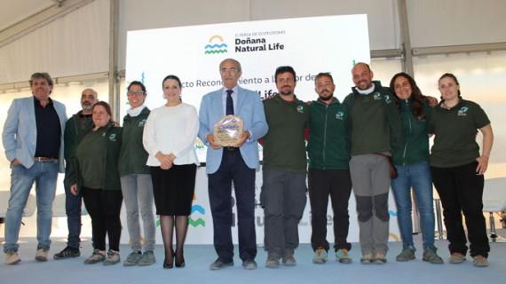 Doñana Natural Life destaca las razas autóctonas marismeñas como atractivo para el ecoturismo