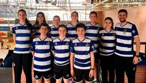 Cinco medallas obtuvieron los onubenses en el Campeonato de Andalucía Sub 13 y Sub 17 en San José de La Rinconada.