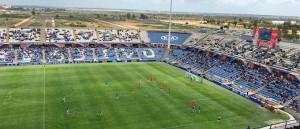 El Nuevo Colombino recibirá al Talavera en la temporada 2018-19.