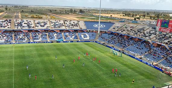 El Recreativo de Huelva cierra la campaña 'Reflejos de Historia' con un total de 9.381 abonados