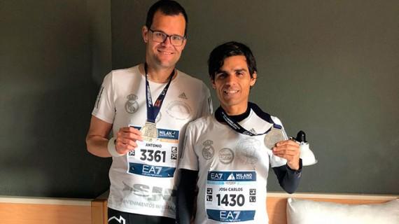 Misión cumplida para Antonio Bendala y José Carlos Galván en la primera etapa de 'La Ruta del Rey de Europa'