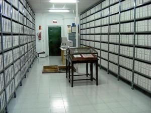 López destaca el importante papel del Archivo Histórico Minero para salvaguardar nuestra historia. / Foto: Juan Manuel López.