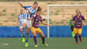 El Fundación Cajasol Sporting logra un trabajado empate en casa. / Foto: www.lfp.es.