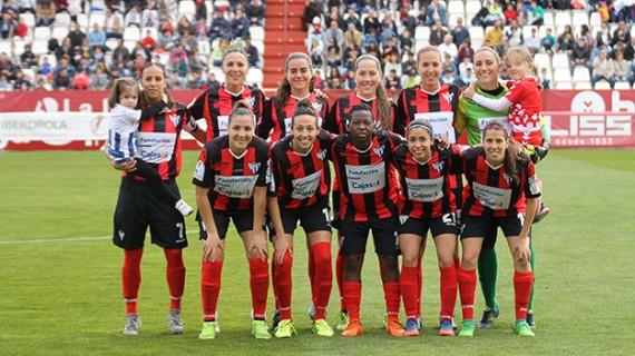 El Fundación Cajasol Sporting se mide al Betis con la idea de agotar sus opciones de jugar la Copa de la Reina