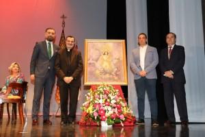 Cartel anunciador de la Romería de Montemayor 2018.