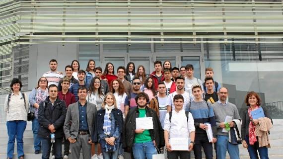 La UHU acoge la I Olimpiada de Ingeniería Agroalimentaria y Forestal de Andalucía