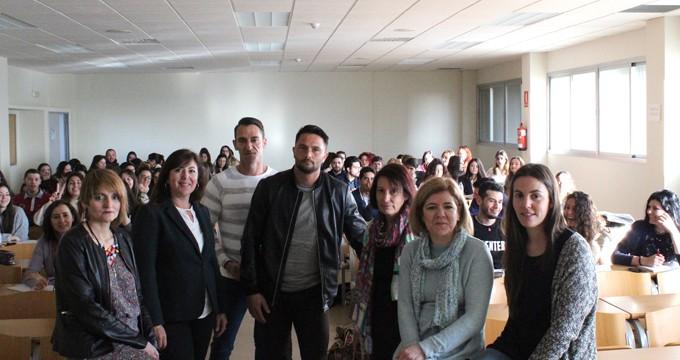 La II Mesa Redonda sobre la UTE del Centro Penitenciario de Huelva une a estudiantes de Derecho y Trabajo Social