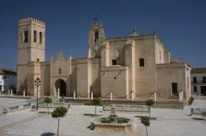 Iglesia de San Bartolomé (S.XV). Villalba del Alcor.