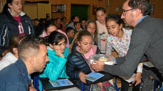La Comunidad de Regantes Palos de la Frontera finaliza este viernes la primera parte de Aquafresi en Moguer