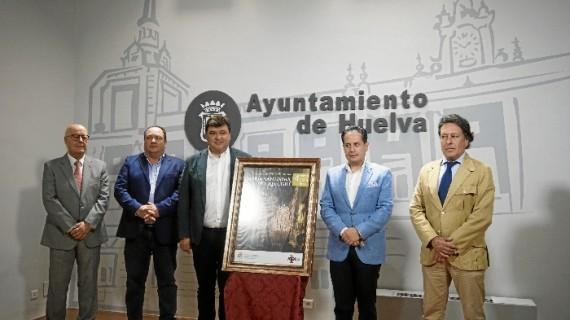 """Llamamiento a los onubenses para disfrutar """"del regalo que hace a Huelva la Hermandad de Pasión"""""""