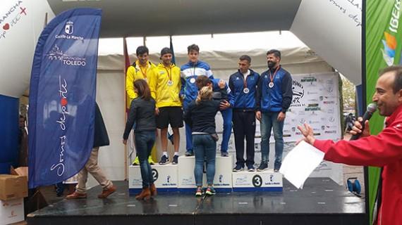 Un bronce, excelente recompensa para el Real Club Marítimo de Huelva en I Copa de España de Maratón de Piragüismo