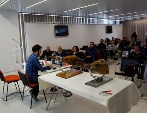 La sede de la Agencia Común de Desarrollo Transfronterizo ha acogido la II Jornada Profesional sobre Proyectos de Investigación Ganadera.