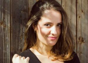 María Romero es una joven onubense apasionada de la música.