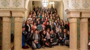 Asistentes al I Foro Internacional de Mujeres Empresarias.