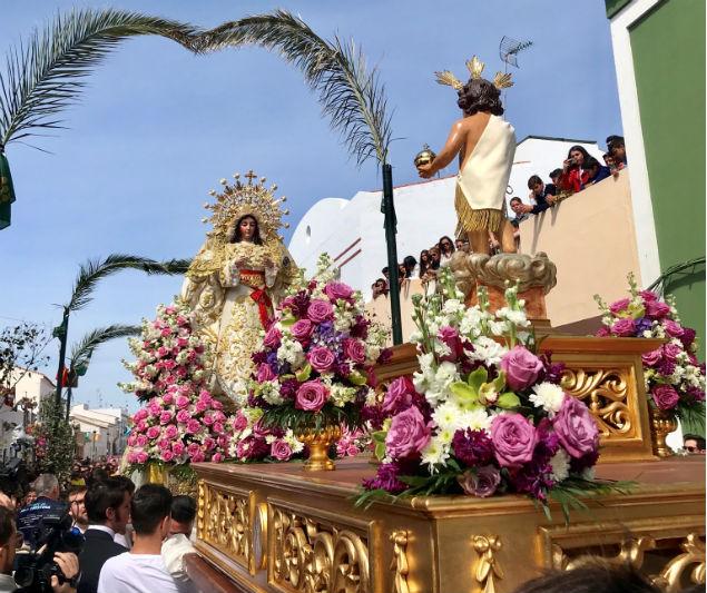 La Redondela celebra la Fiesta del Huerto