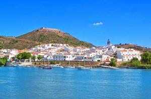 Una bella imagen de Sanlúcar de Guadiana. / Foto: Blog Fuerte Hoteles.