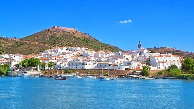 Sanlúcar de Guadiana, elegido uno de los cinco municipios más bonitos de Andalucía