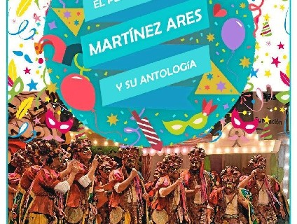 Martínez Ares actúa en la Casa Colón de Huelva el próximo 20 de abril